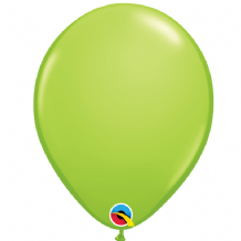 "Qualatex 11 inch Balloons - Lime Green 11"" Balloons (6pcs)"